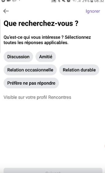 Comment utiliser les rencontres sur Facebook