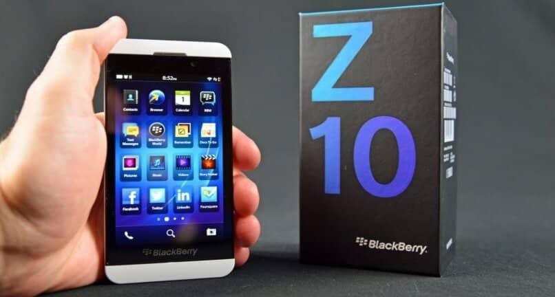 dispositif blackberry nouveauté actuelle