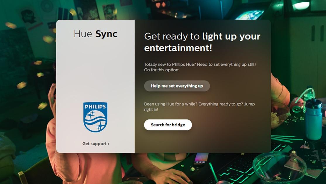 Hue Sync desktop app