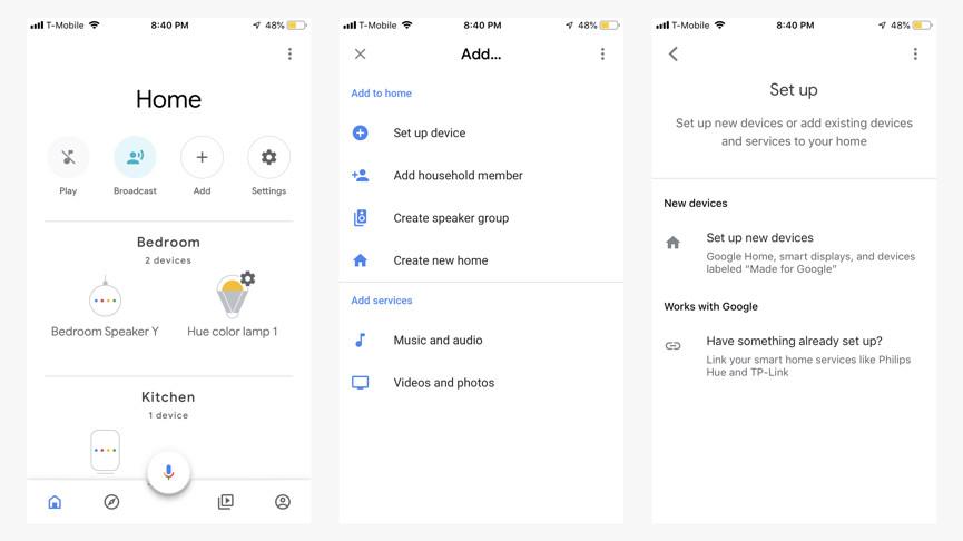 Comment ajouter et contrôler des lumières et des appareils avec Google Assistant