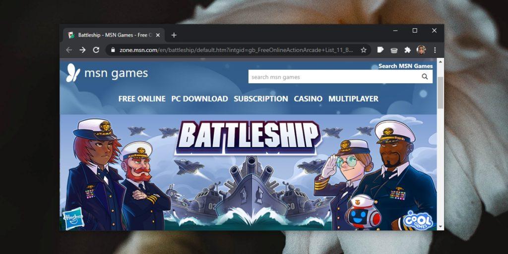Free MSN Games