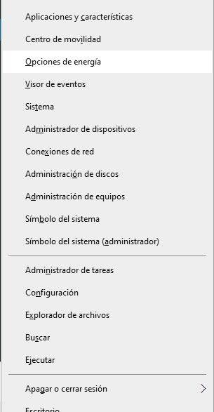 comment régler les options d'alimentation Windows 10