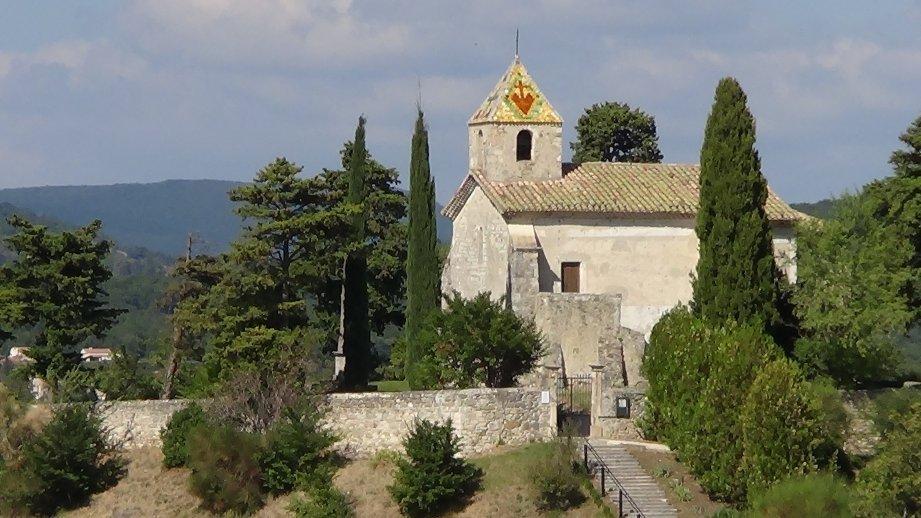 Capilla de Saint-Michel in La Laupie