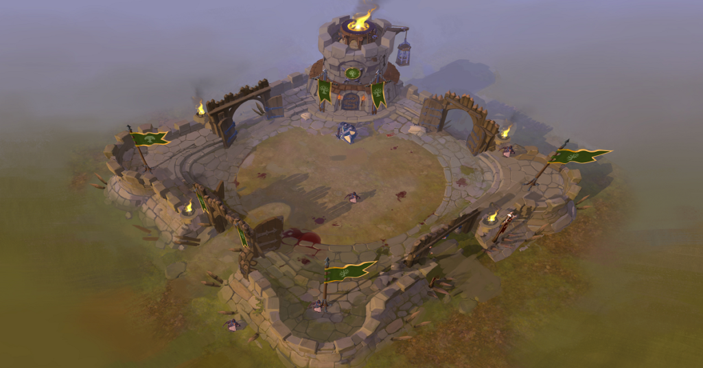 The New Faction War System in Albion Online