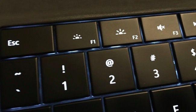 Adjust Windows screen brightness