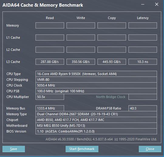 AMD AGESA official BIOS firmware 1.2.0.1: agrega varias correcciones de errores y mejoras para las CPU de escritorio Ryzen 5000, corrección de rendimiento de caché L3 1