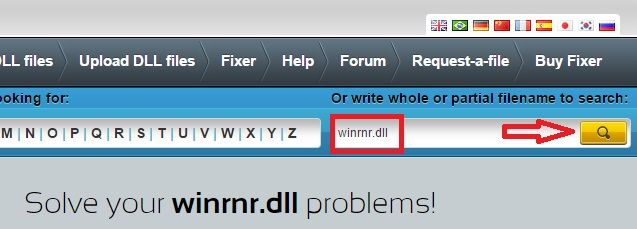 We are looking for the dll file on the dll files website.