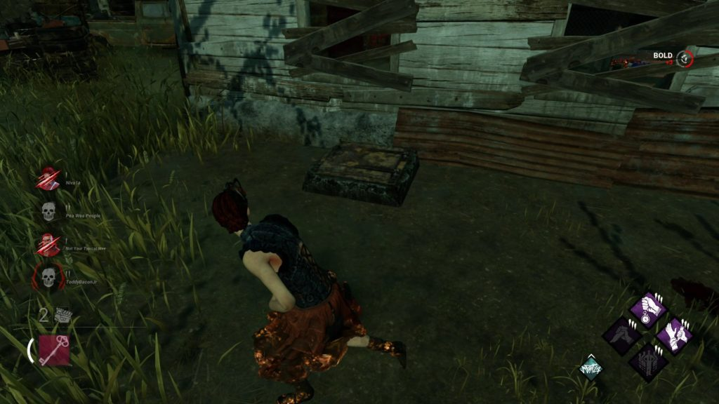 the outbreak appears before a survivor dies in the light of day