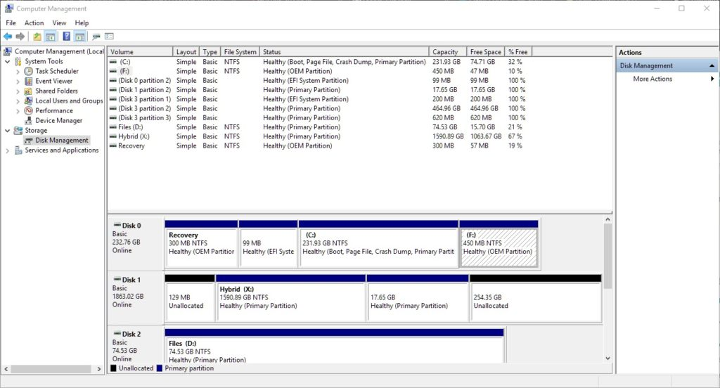 enable NTFS 3 file compression