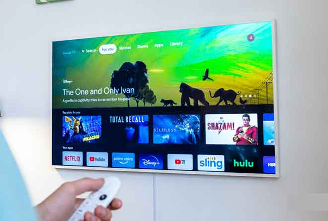 Chromecast vs Android TV