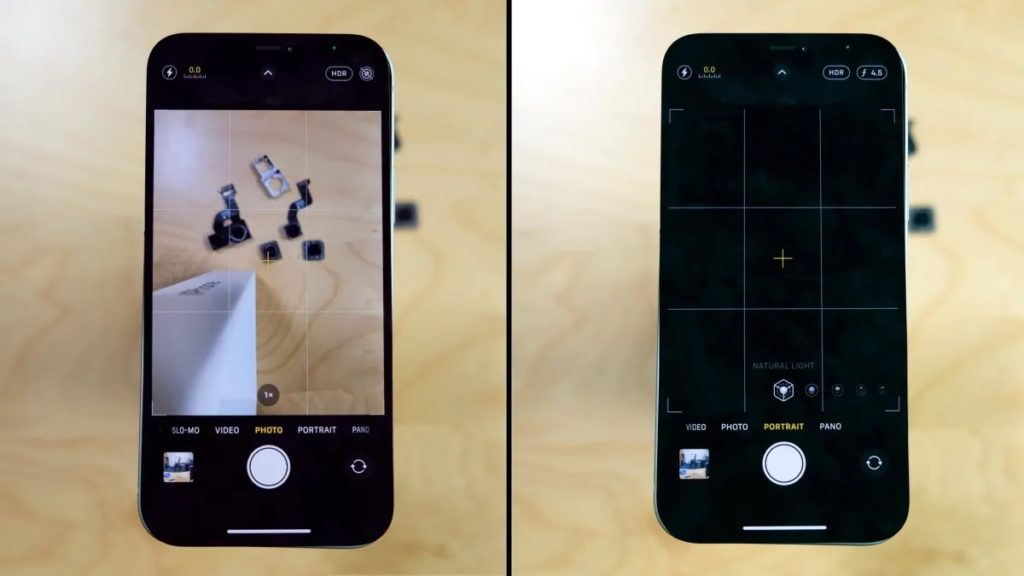 original camera iPhone 12 2