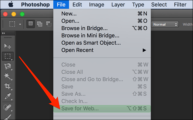 It's as easy as hiding Photoshop menu items and giving them custom colors.