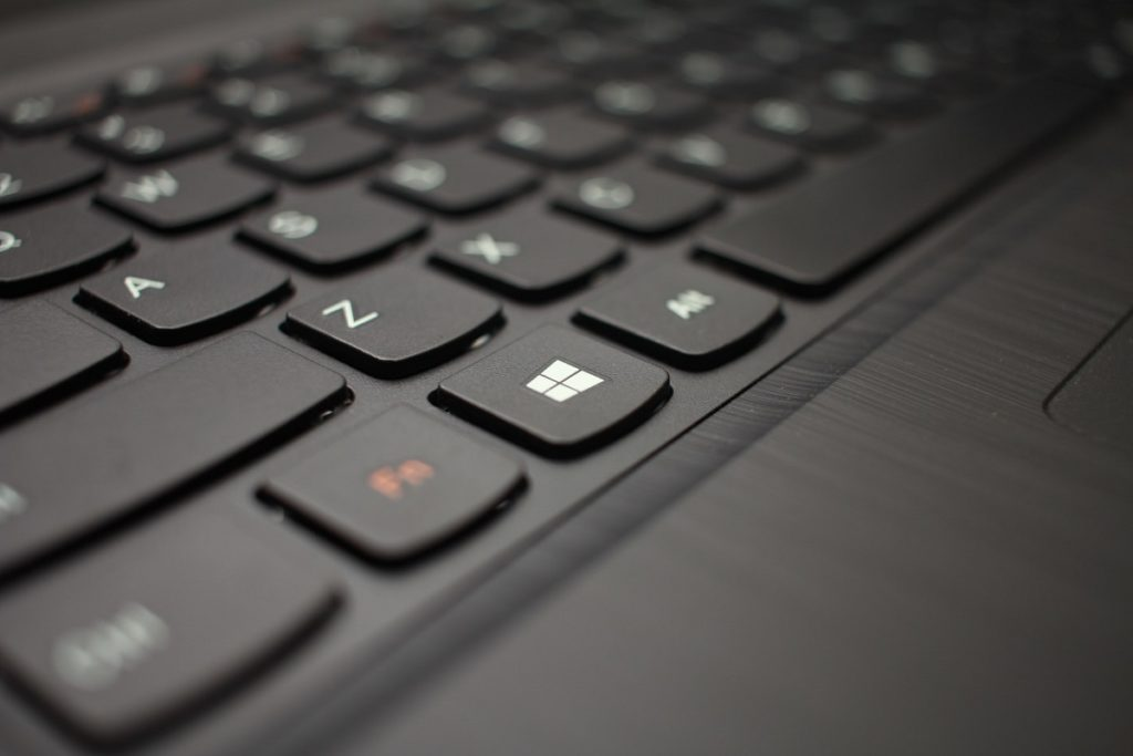 write special characters Windows 4