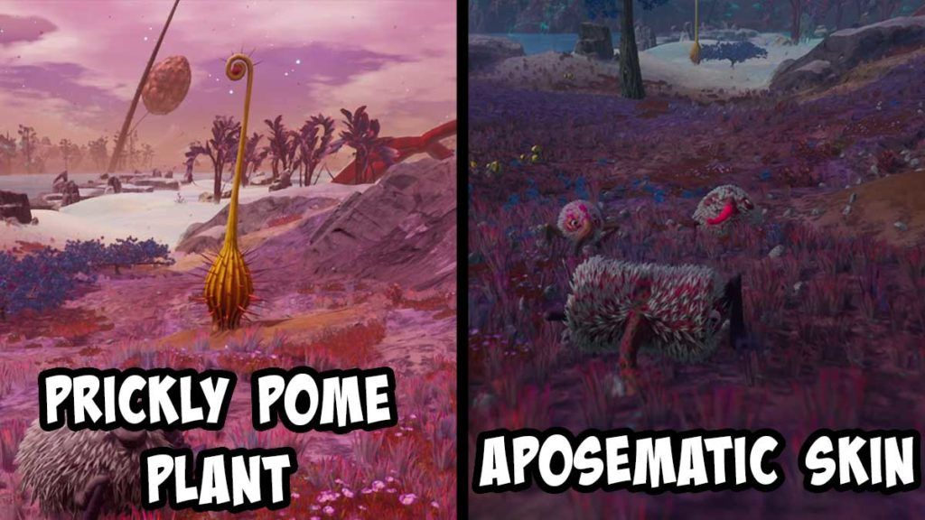 aposematic skin