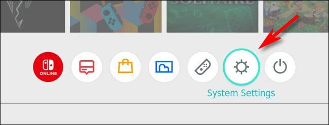 Let's move on to system setup on Nintendo Switch.