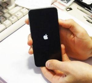 Hard reset iPhone 6