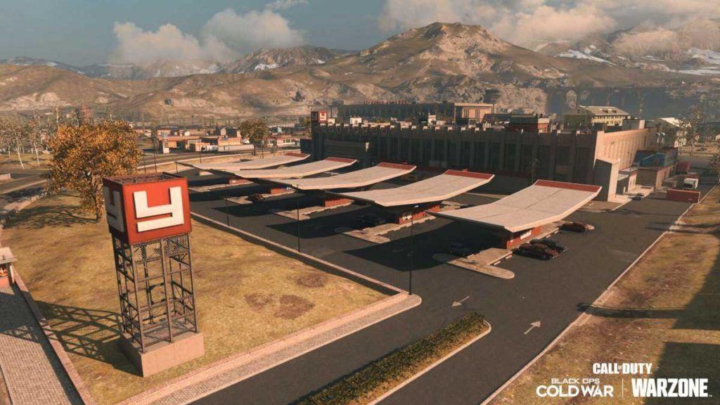 Meilleurs emplacements de points chauds dans Call of Duty: Warzone Verdansk '84