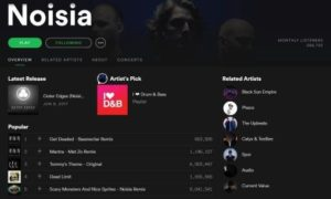 Spotify Premium preview