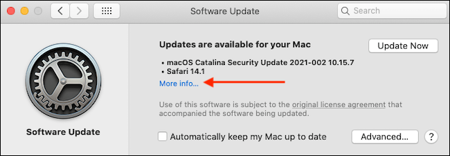 Updates available.