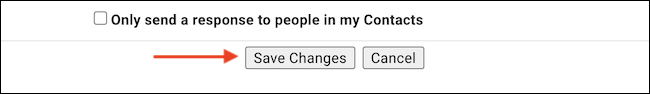 We save the changes and this is how we can turn off smart dialing response in Gmail.