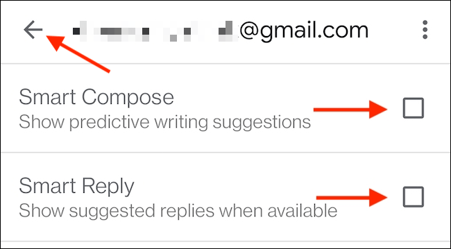 Turn off reply and smart dialing in Gmail.