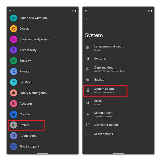 How to install Android 12 Beta on Google Pixel.