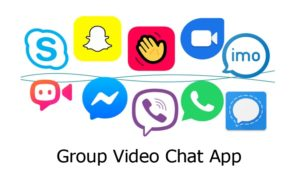 Video chat apps