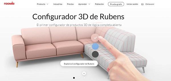 Rubens 3D (Roomle) ..