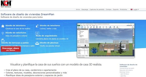 DreamPlan software.