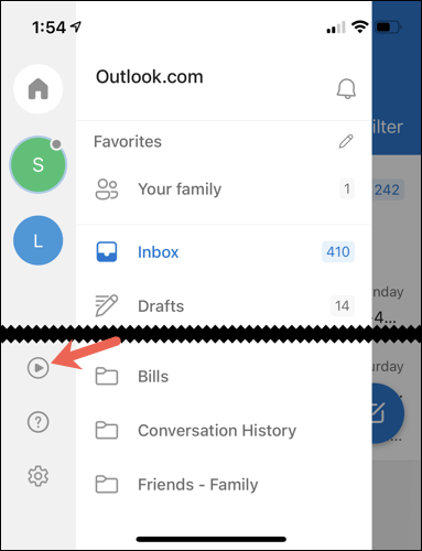 Read Outlook emails.