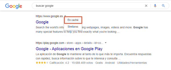 How to enter a saturated, closed, fallen or collapsed webpage with Google