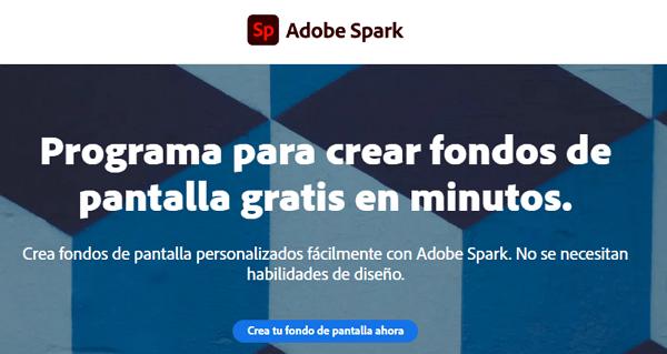 Publication Adobe Spark