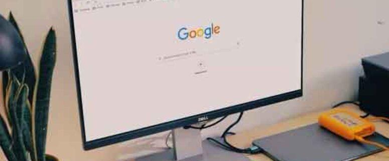 Chrome affiche une page blanche sans titre