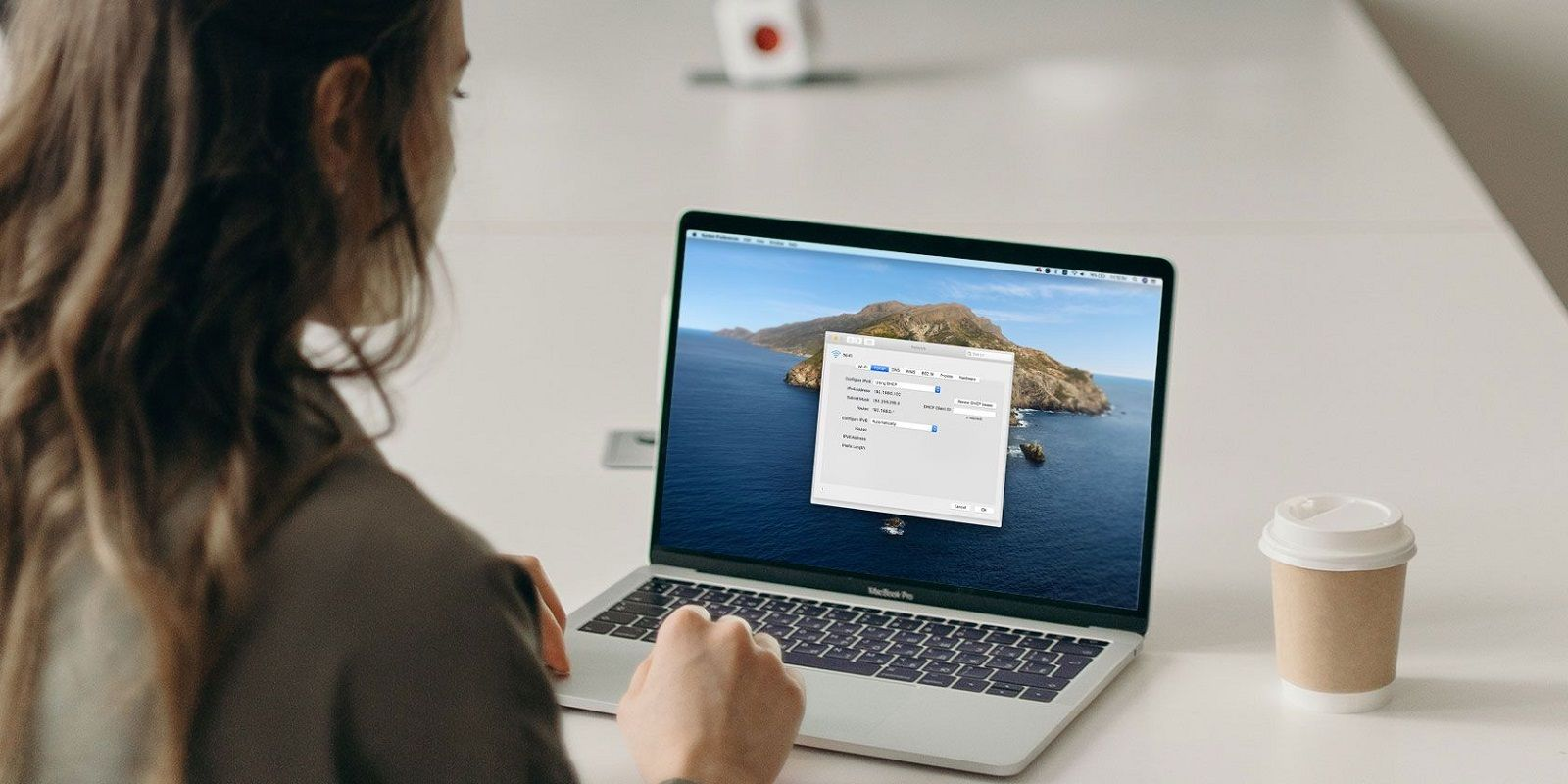 IP pública privada MacOS 1