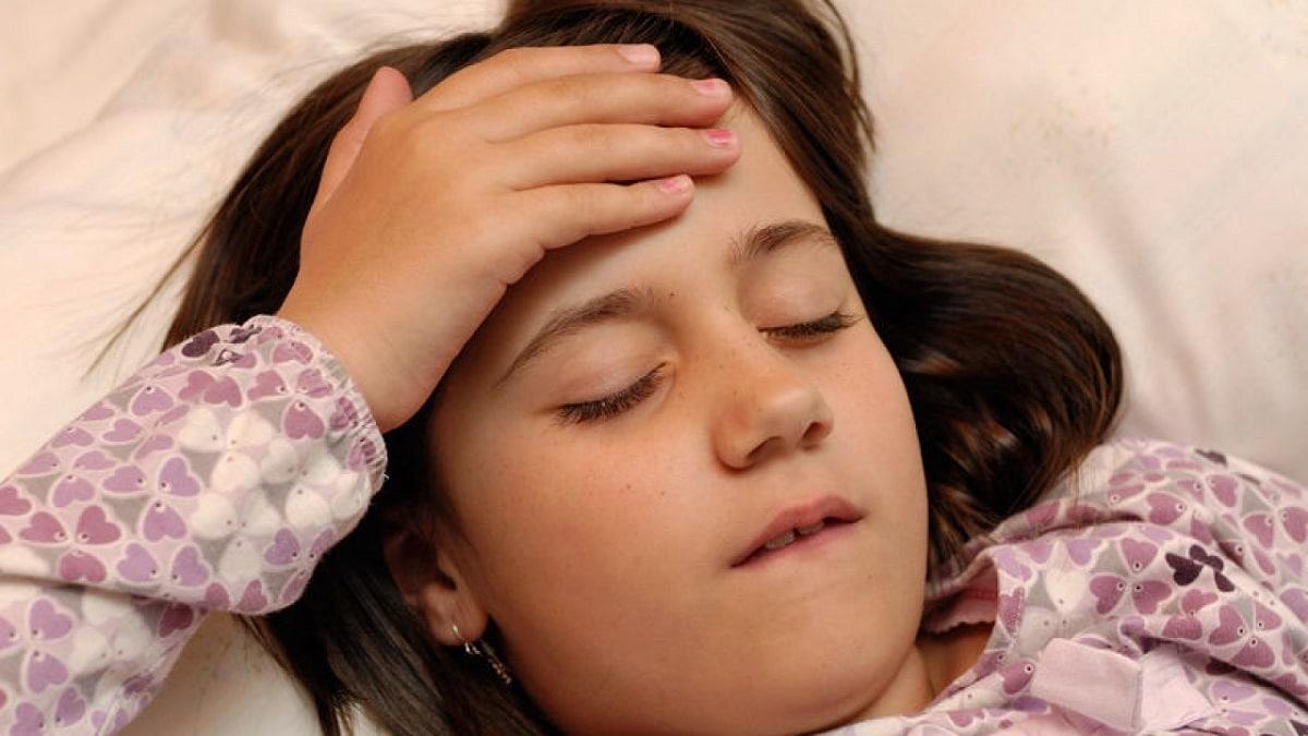Migraine chez les enfants et les adolescents
