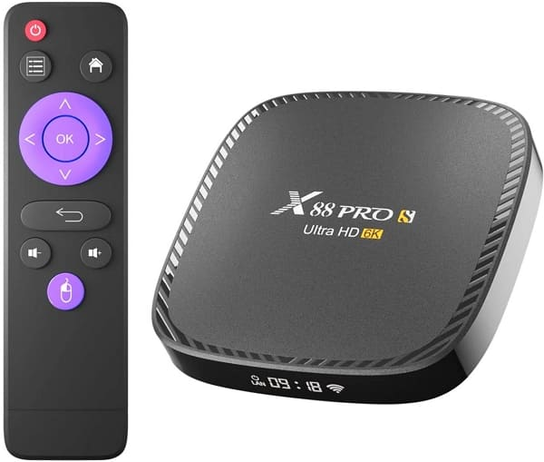 Android TV Box X88 PRO