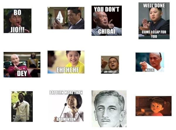 Memes stickers for Telegram