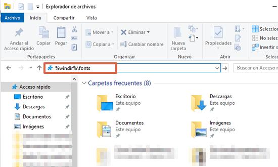Comment installer manuellement les polices dans Windows étape 3