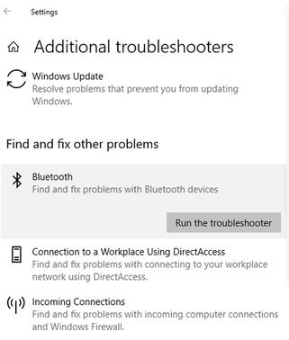 Activer ou désactiver le Bluetooth