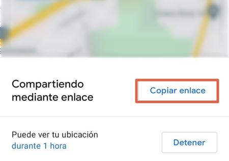 Comment envoyer l'emplacement de google maps à d'autres applications méthode 2