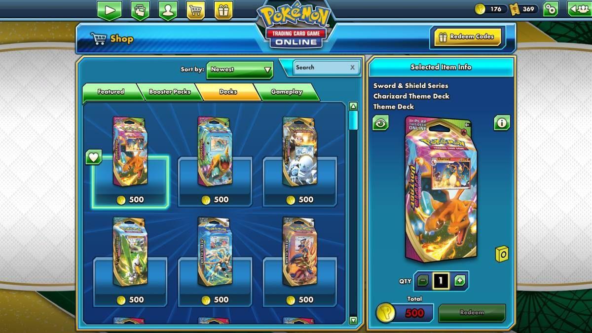 Pokemon TCG Online meilleurs decks à thème